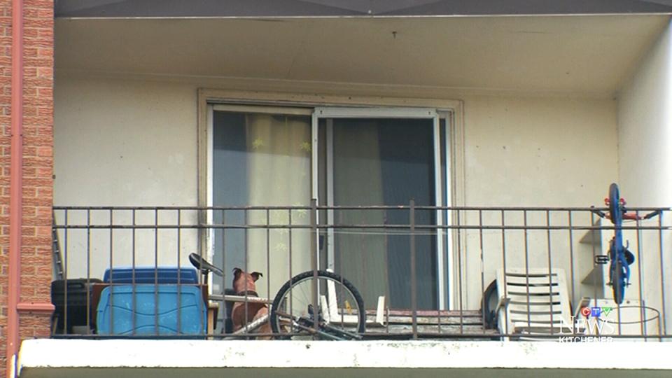 Apartment death