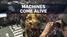 La Machine's massive monsters descend on Ottawa