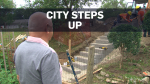 Toronto replaces $550 staircase