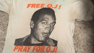 O.J. Simpson trial T-shirt (Adam Papagan)