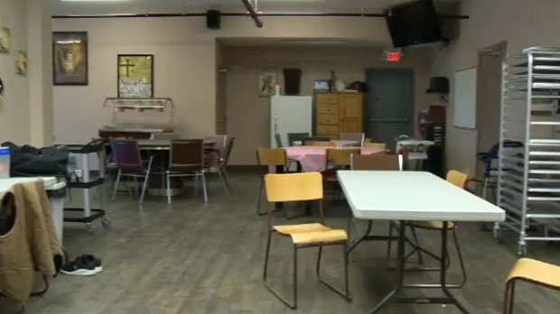 The Strathmore Overnight Shelter is expected to open to people in need in September