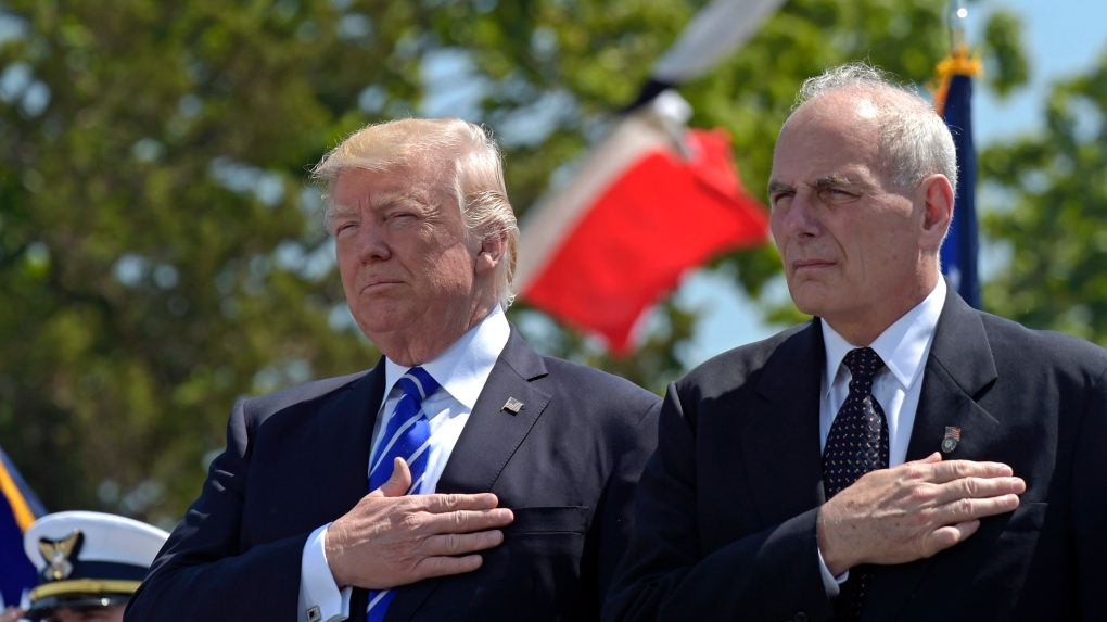 Gen. Kelly: Trump Wanted to Pull Out of North Atlantic Treaty Organisation
