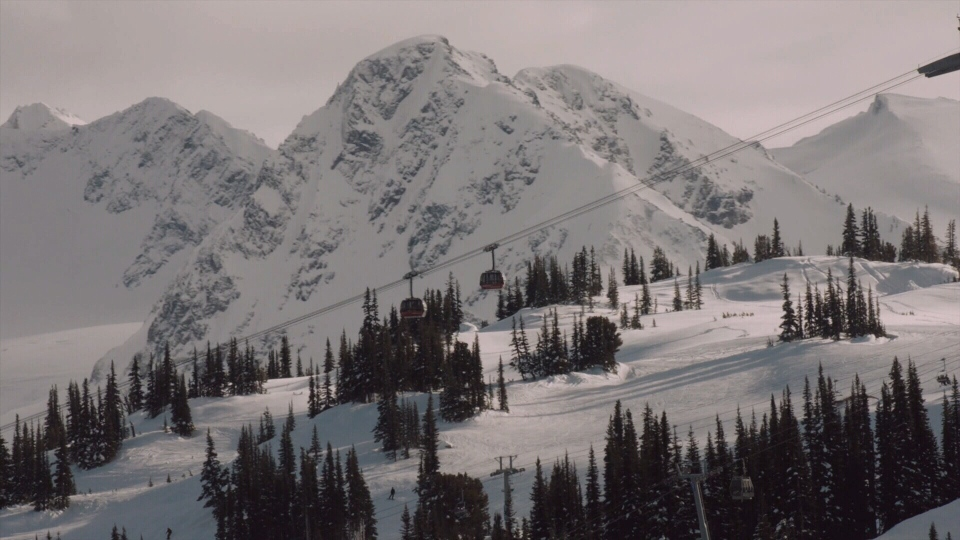 File photo of Whistler Blackcomb in B.C.