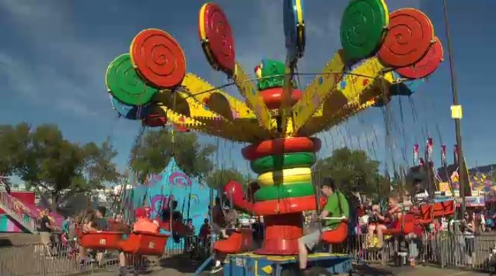 Rides At K Days Not Inspected By Province Since Calgary