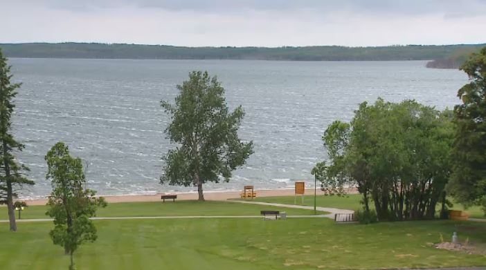 Kenosee Lake is seen in this file photo