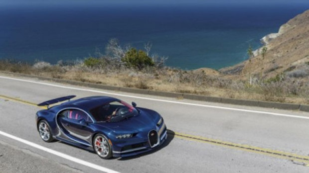 Bugatti Chironu0027s Fuel Economy Officially Rate