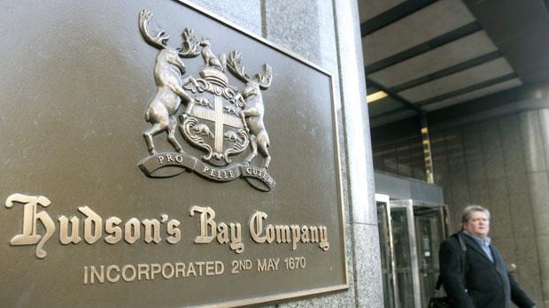 Hudson's Bay Co. reports $984M second-quarter loss, $1.9B in revenue