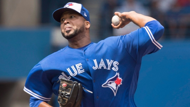 Francisco Liriano Reportedly Traded to Astros from Blue Jays