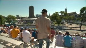 Many Formula E fans received upgrades after arriving at the track, but nobody is willing to say exactly how many got freebies.