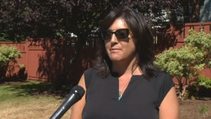 Nanaimo City Manager Tracy Samra says a new report released to city council backs up her claims that the mayor and two councillors created a hostile work environment for her. July 31, 2017. (CTV Vancouver Island)