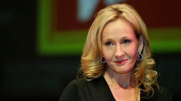 Harry Potter author JK Rowling donates £15.3 million towards MS research