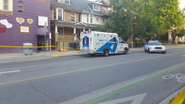 Toronto driver charged after pedestrian fatally struck in Cabbagetown