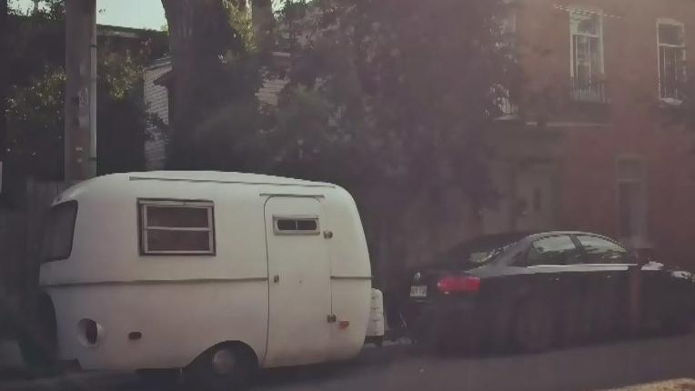 CTV Atlantic Car Trailer Stolen In NB
