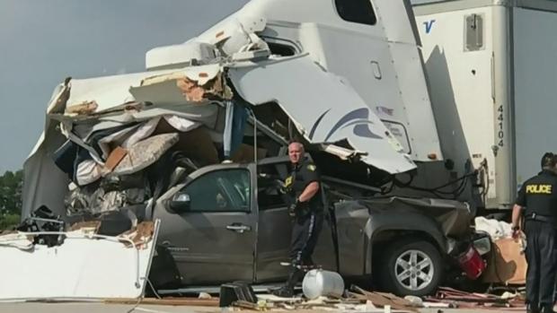 Car Accident London Ontario August