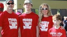 Brundritt family