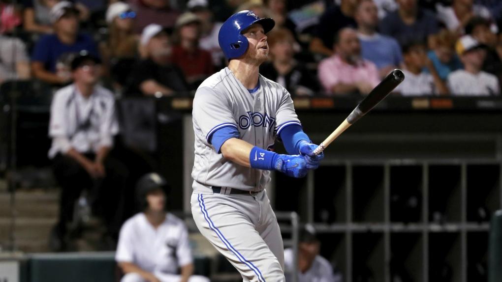 Justin Smoak hits homer against White Sox