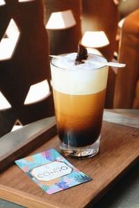 Pepper Nitro with a Jerky Twist  © Starbucks