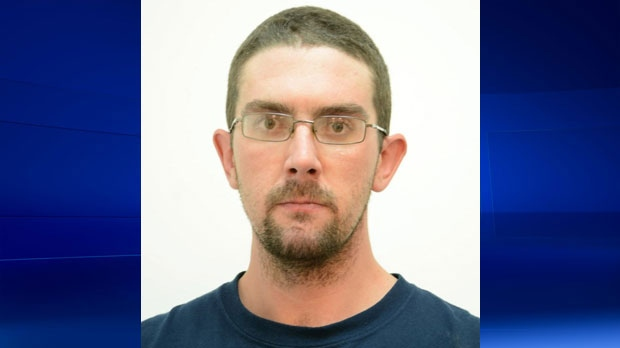 Daniel Loveys was wanted on warrants in relation to a number of commercial robberies in July.