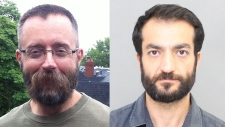 Missing Toronto men Andrew Kinsman (left), and Selim Esen. (Photos: Toronto Police)