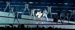Lady Gaga show
