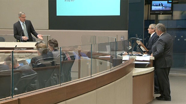Calgary City Council voted 9 to 4 to continue working towards a 2026 Olympic bid.