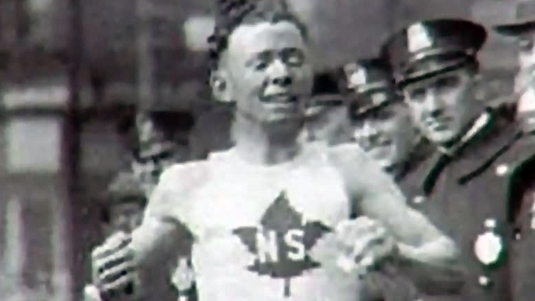 johnny Miles won the Boston Marathon on two different occasions.