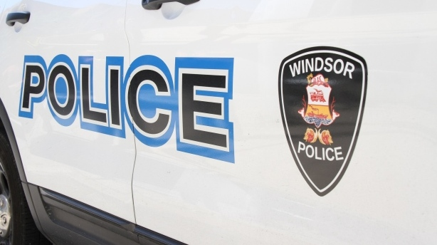 Windsor Police Car