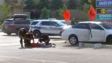 Guelph bank robbery