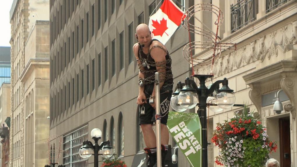 Ottawa Buskerfest