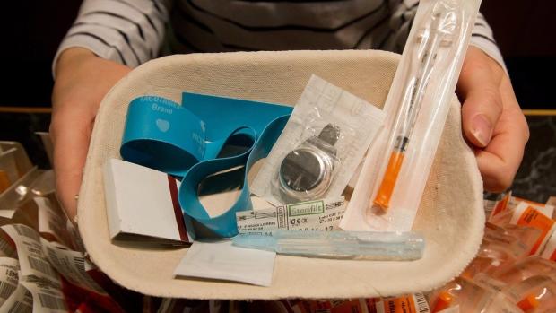 Supervised drug consumption
