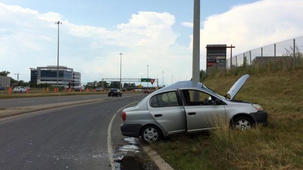 Car Crash Laval
