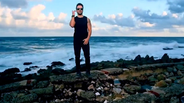 A screenshot of the video for 'Despacito' is shown. (YouTube)