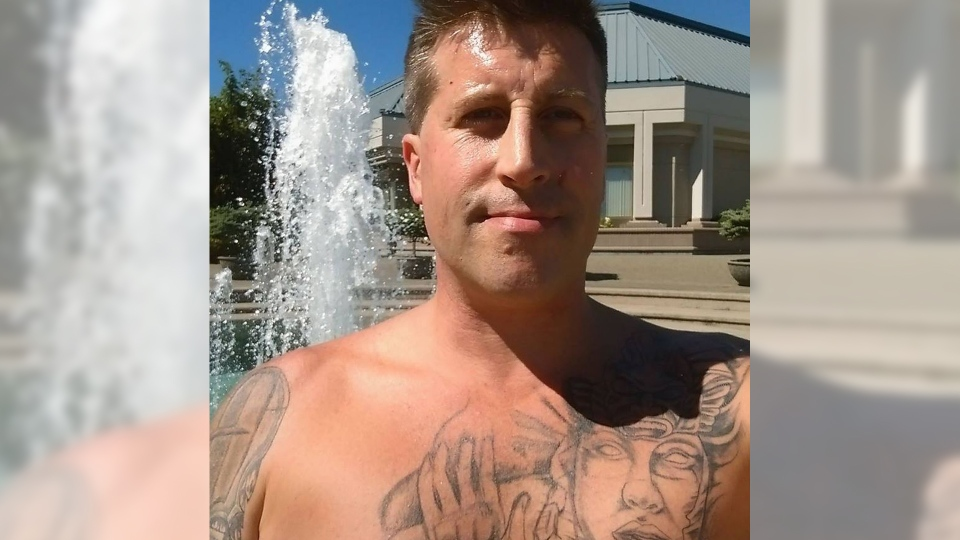 Brian Carlisle, 47, is shown in an undated photo.