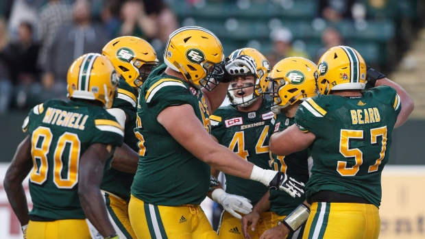 Winnipeg mayor thinks Edmonton Eskimos could have 'more inclusive name'