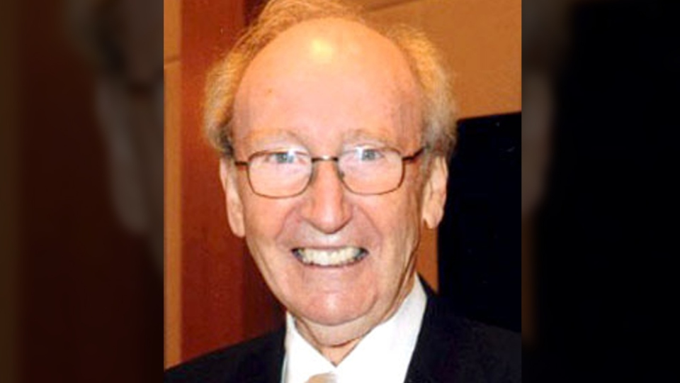 Jack Rabinovitch has died at 87, his family announced. (Giller Prize)