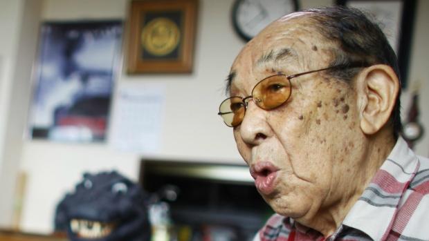 Haruo Nakajima