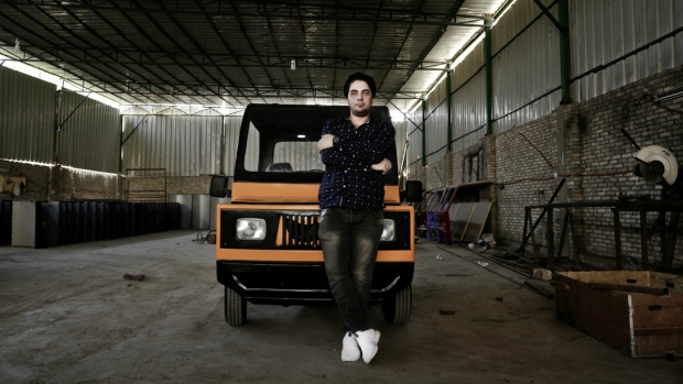 Entrepreneur launches Egypt's own minicar