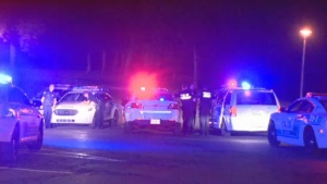 A 56-year-old man is in critical condition after being stabbed on Mount Royal on Monday night.