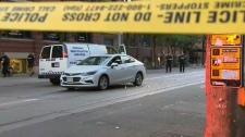 shooting, King Street, robbery