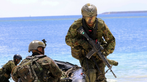 Key facts about Guam, the centre of US-North Korea tension