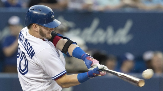 Cleveland Indians acquire former AL MVP Josh Donaldson from Toronto Blue Jays