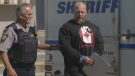 David Bishop is facing drug and weapons charges after police searched a Cole Harbour home on Aug. 2, 2017. Police say Bishop is a member of the Hells Angels motorcycle club.