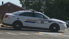 An RCMP vehicle is seen in this undated file photograph.