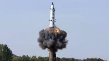 North Korea details missile launch plan