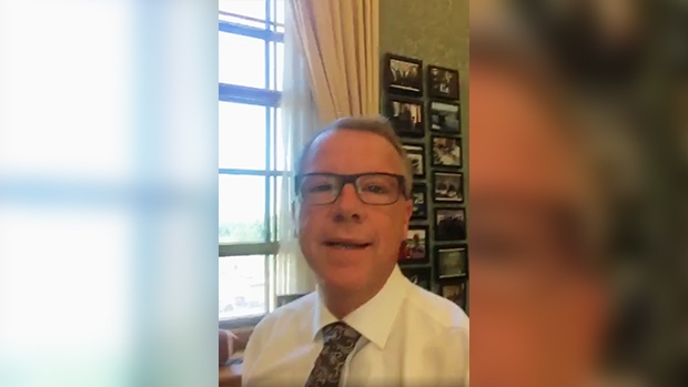 'Thank you Saskatchewan'; Premier Brad Wall announces retirement