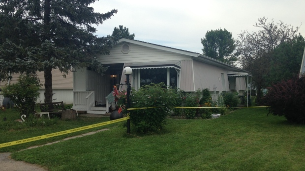 Police investigating after body of baby found in Innisfil