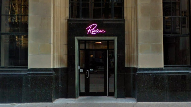Riviera on Sparks Street is Ottawa's only restaurant on the long list for Canada's best new restaurants in 2017. (Google)