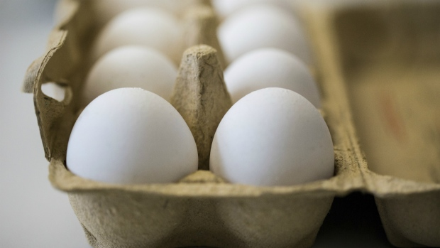 Tainted eggs sold in Europe