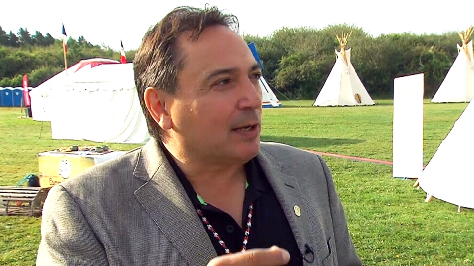 Assembly of First Nations National Chief Perry Bellegarde talks about the importance of celebrating Grand-Pré 2017. (Your Morning)