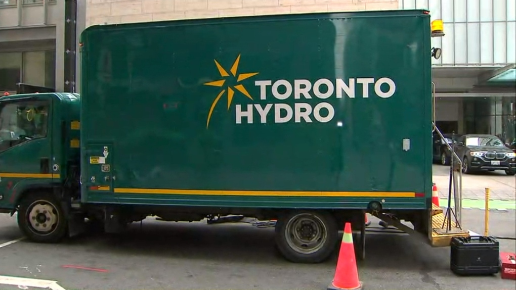 Toronto Power Outage Outage In City Could Last Into The Afternoon Toronto Hyrdro Says Ctv News